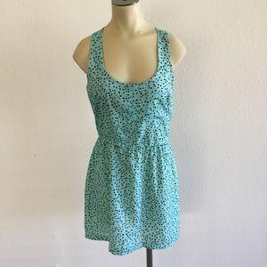 Forever 21 Seafoam Green Summer Dress sz Small!